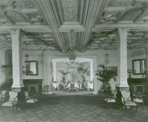 White Room (= River Room) c1906