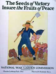 1919 World War 1 poster.